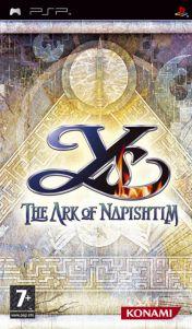Cover Ys: The Ark of Napishtim