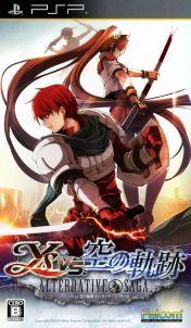 Cover Ys vs. Sora no Kiseki: Alternative Saga