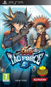 Cover Yu-Gi-Oh! 5D's Tag Force 5