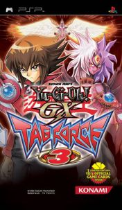 Cover Yu-Gi-Oh! Duel Monsters GX: Tag Force 3