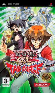 Cover Yu-Gi-Oh! GX Tag Force (PSP)