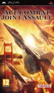 Cover Ace Combat: Joint Assault (PSP)