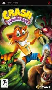 Cover Crash Bandicoot: Il Dominio sui Mutanti