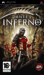 Cover Dante's Inferno (PSP)