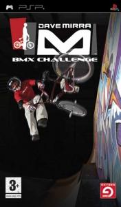 Cover Dave Mirra BMX Challenge