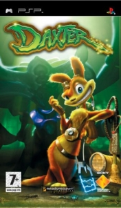 Cover Daxter (PSP)