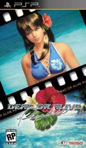 Cover Dead or Alive Paradise (PSP)