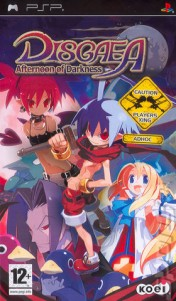 Cover Disgaea: Afternoon of Darkness (PSP)