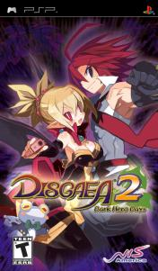 Cover Disgaea 2 Dark Hero Days