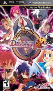 Cover Disgaea Infinite