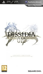 Cover Dissidia 012 Final Fantasy