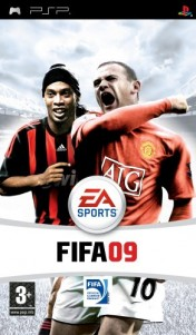 Cover FIFA 09 (PSP)