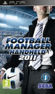 Cover Football Manager Handheld 2011