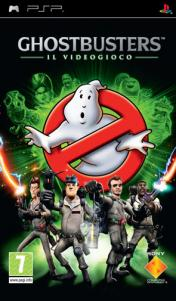 Cover Ghostbusters: The Video Game (PSP)