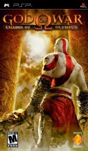 Cover God of War: Chains of Olympus