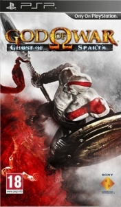Cover God of War: Ghost of Sparta (PSP)