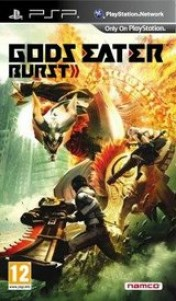 Cover Gods Eater Burst