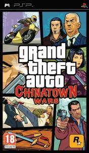 Cover Grand Theft Auto: Chinatown Wars (PSP)