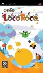 Cover LocoRoco