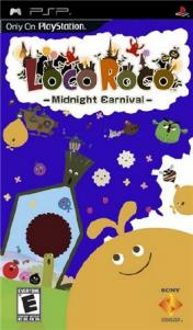 Cover LocoRoco Midnight Carnival (PSP)