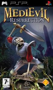 Cover MediEvil Resurrection