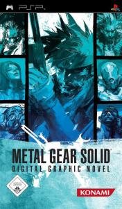 Cover Metal Gear Solid: Digital Graphic Novel