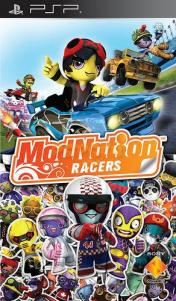Cover ModNation Racers (PSP)