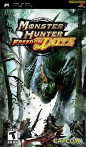 Cover Monster Hunter: Freedom Unite (PSP)