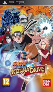 Cover Naruto Shippuden: Kizuna Drive