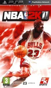 Cover NBA 2K11 (PSP)