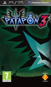 Cover Patapon 3 (PSP)