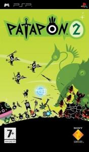 Cover Patapon 2 (PSP)