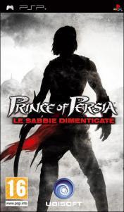 Cover Prince of Persia: Le Sabbie Dimenticate (PSP)