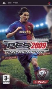 Cover Pro Evolution Soccer 2009