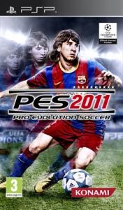 Cover Pro Evolution Soccer 2011 (PSP)