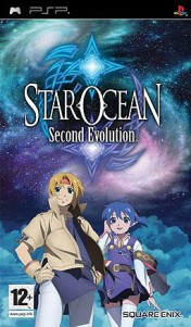 Cover Star Ocean: Second Evolution