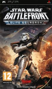 Cover Star Wars Battlefront Elite Squadron