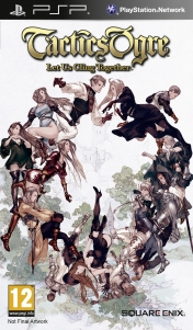 Cover Tactics Ogre: Let Us Cling Together