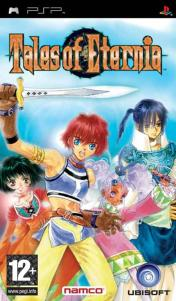 Cover Tales of Eternia