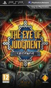 Cover The Eye of Judgement Legends (PSP)