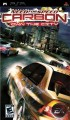 Cover Need for Speed Carbon: Own the City per PSP