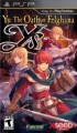 Cover Ys: The Oath in Felghana (PSP)