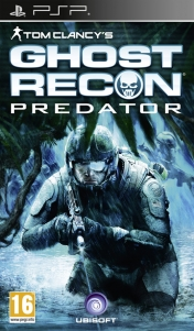 Cover Tom Clancy's Ghost Recon: Predator