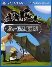 Cover A-Men