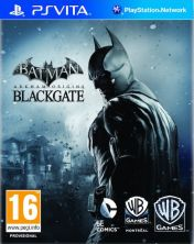 Cover Batman Arkham Origins: Blackgate