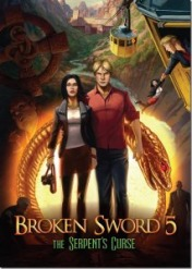 Cover Broken Sword 5: The Serpent's Curse (PS Vita)