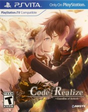 Cover Code:Realize - Guardian of Rebirth