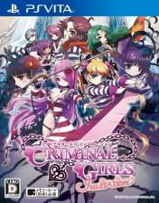 Cover Criminal Girls: Invite Only