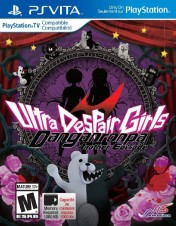 Cover Danganronpa Another Episode: Ultra Despair Girls (PS Vita)