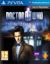 Cover Doctor Who: The Eternity Clock (PS Vita)